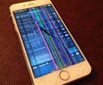 IPhone 6 6S 6s plus 5 5s 7 wymiana zbitej szybki wyswietla