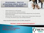 Pielęgniarka, intensywna opieka w Niemczech, Arnsberg