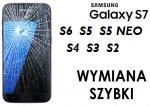 Samsung S7 S5 Neo S6 S5 S3 S4 wymiana szybki wyswietlacza
