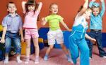 Taniec w rozwoju i zabawie