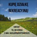 Kupię działkę rekreacyjną w Bielsku-Białej i okolichach!
