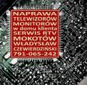 Naprawa telewizorów Mokotów